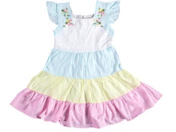 Платье цветное 5/8 лет 321701